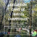"""Excursion dans le """"Bayou champenois"""""""