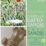Exposition « Isabelle Gatto-Sandri et Eric Sandri »