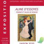 Exposition: Aline d'Essoyes, femme et muse de Renoir