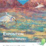 Expositions de peintures (maison du parc)