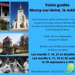 Visite guidée du Mussy médiéval