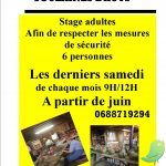 Stage poterie adulte