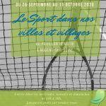 Exposition: Le sport dans nos villes et villages