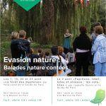 Balade nature contée en Forêt d'Orient : La forêt des mystères