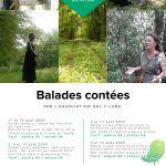 """Balade contée """"Papillons, libellules et oiseaux : les volatiles """""""