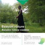 Balade nature contée en forêt d'Orient : Papillons, libellules et oiseaux : les volatiles !
