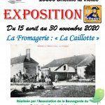 "Exposition: la fromagerie ""La Caillotte"""