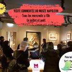 Visite commentée Musée Napoléon