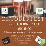 Oktoberfest et marché bières et saveurs