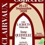 Les Grands Concerts De Clairvaux