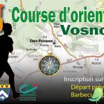 Course d'orientation de Vosnon