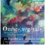 Exposition « Ombre végétale » Angélina Richard