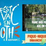 Festival en Othe: Pique-Nique au Parc [ Arts de la rue]
