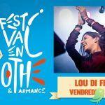 Festival en Othe: Lou Di Franco [ Pop Nu-Jazz ]