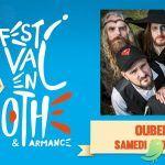 Festival en Othe: Oubéret [ Musiques celtiques festives ]