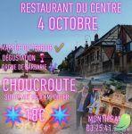 Choucroute & Marché du terroir