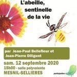Conférence « L'abeille, Sentinelle De La Vie »