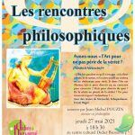 Les rencontres philosophiques