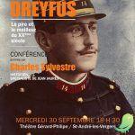 Conférence: L'affaire Dreyfus