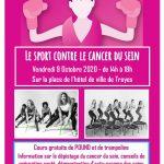 Octobre Rose, le sport contre le cancer du sein