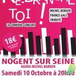 Comédie concert: RE-BRANCHE TOI !