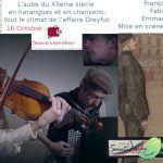 La France coupée en deux -Théâtre et Musique