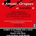 """Spectacle """"Amour, Drogues et Karaté"""", théâtre musical tout public"""