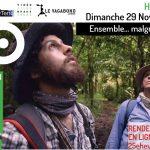 HOMO BOTANICUS / MoisDuDoc 2020 EN LIGNE !
