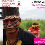 MINGA voix de résistances / MoisDuDoc 2020 EN LIGNE !
