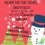Marché de Noel Dienville
