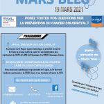 "Journée ""Mars Bleu"" virtuelle"