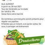 Marché Isle Aumont