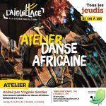 Atelier initiation à la danse africaine