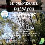 Le crépuscule du Bayou champenois