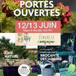 Portes ouvertes: Pépinières des Laurains