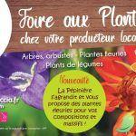 Foire aux Plantes Pépinières Caccia