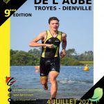 Triathlon de L'Aube Troyes Dienville