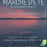 Marché d'été Mesnil St-Père