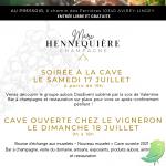 Week end au Champagne Marc Hennequière