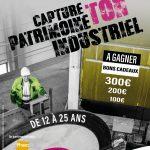 """Concours photo """"Capture ton patrimoine industriel"""""""
