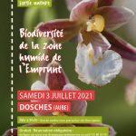 Découverte de la biodiversité de la zone humide de l'Emprunt