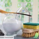 Atelier DIY 2 produits d'entretien poudre WC+cake vaisselle