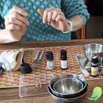 Atelier DIY cosmétique crème corporelle