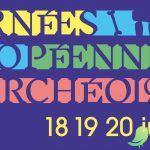 Journée européennes de l'archéologie