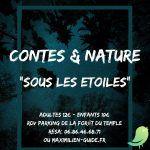 Contes & Nature sous les étoiles