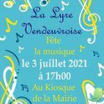 Concert de la Lyre Vendeuvroise