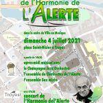 Concert de l'Harmonie de l'Alerte