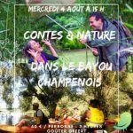 Conte & Nature dans le Bayou champenois