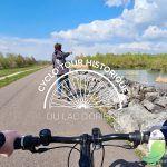Cyclo Tour historique du lac d'Orient