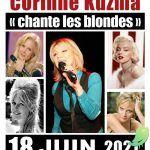 Soirée spectacle « Corinne chante les blondes » !